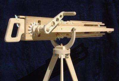 The Rubberband Machine Gun